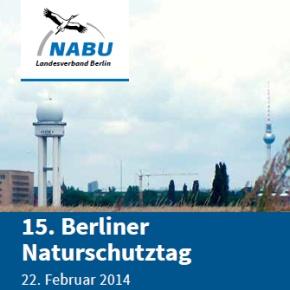 15. Berliner Naturschutztag 2014