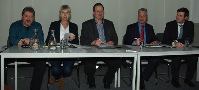 Unterzeichnung Rahmenvertrag am 11.2.2014