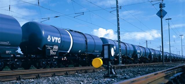 VTG - Kesselwaggons - Foto: Pressefoto