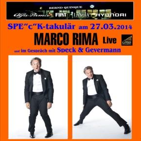 """3. SPE""""c""""K-takulär am 27.3.2014"""