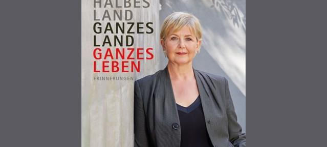 Buchcover, Marianne Birthler