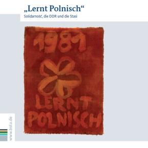 "BStU: ""Lernt-polnisch"""