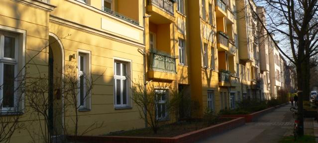 Soziales Erhaltungsgebiet Pankow Zentrum