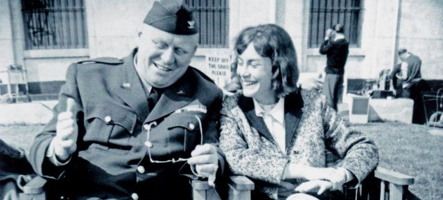 Gert Fröbe und Niki van der Zyl