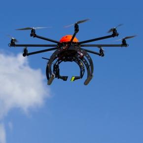 Hundekot-Drohne
