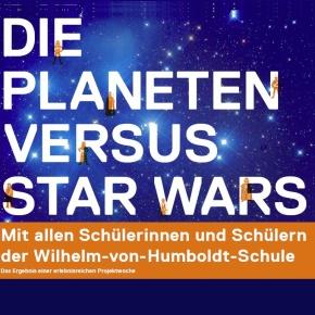 Planeten versus Star Wars