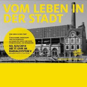 """Stiftungswoche: """"Vom Leben in der Stadt"""""""