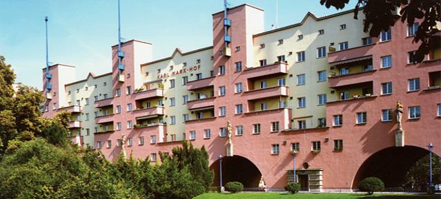 Heiligenstaedter Strasse 82-92, Foto: © Aedes am Pfefferberg