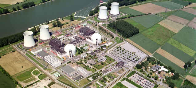 Kernkraftwerk Biblis - Foto: RWE Power AG Pressefoto