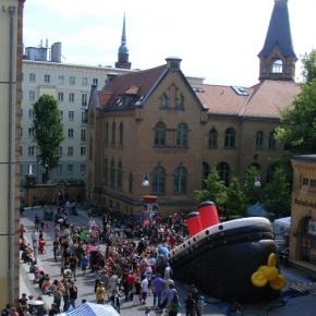 Kinderfest in der Kulturbrauerei