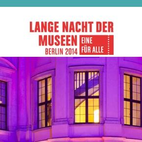 Lange Nach der Museen 2014