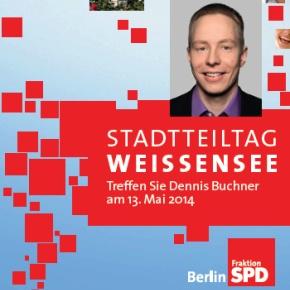Stadtteiltag Weißensee 13.5.2014