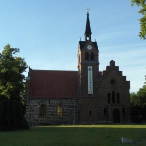 Kirche in Französisch-Buchholz