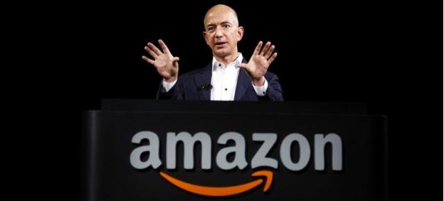 Amazon: Book-Flat geplant