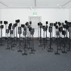 """Anstimmen"" Soundinstallation"