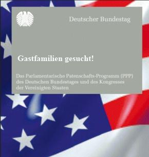 Bundestag - Parlamentarisches Patenschaftsprogramm