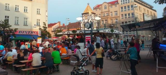 Blumenfest Weißensee 2014 - 29.-31.8.2014
