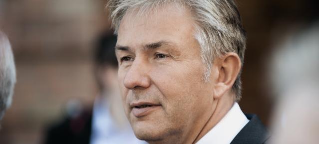 Klaus Wowereit - Regierender Bürgermeister von Berlin