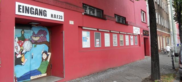 H. O.F. 23 in der Langhansstraße