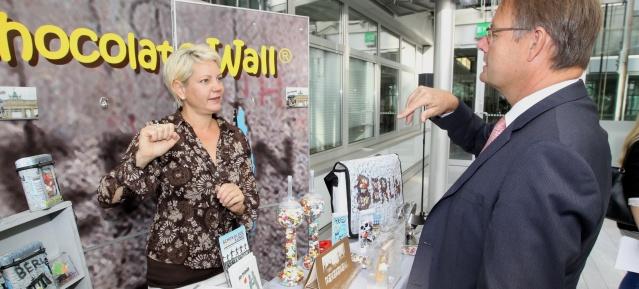 Zweite Regionale Produktbörse der IHK Berlin