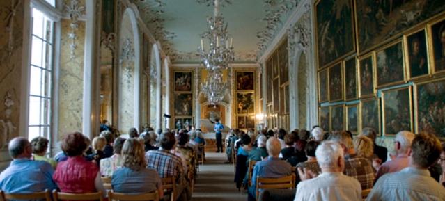 Schloss Mosigkau - großer Saal