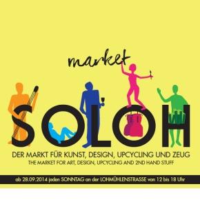 SOLOH Markt - Lohmühlenstraße