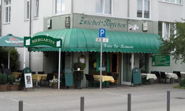 Restaurant & Kultur: Zwiebel-Töpfchen
