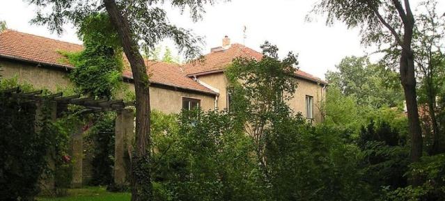 Atelierhaus von Ruthild Hahne