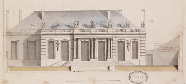 Hôtel Chanac de Pompadur