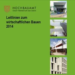 Leitlinien wirtschaftlichen Bauen 2014