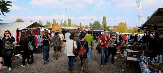 Flohmarkt am Mauerpark