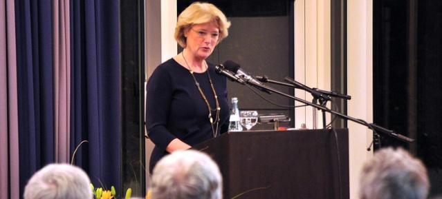 Kulturstaatsministerin Prof. Monika Grütters