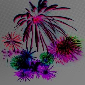 Feuerwerks Ökonomie
