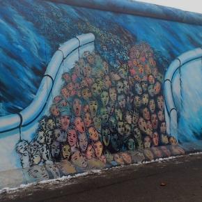 Maueröffnung am 9.11.1989