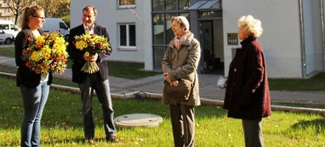 "WBG ""Am Ostseeplatz"" eG: Neubau Ostseestr. 98"