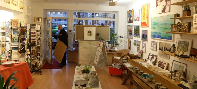 Galerie A - Galerie A +++ Breite Straße 2a in Alt-Pankow