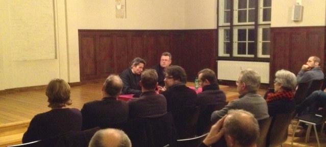 Weltpolitik in Pankow: Aktuelle Konflikte aus sozialdemokratischer Perspektive