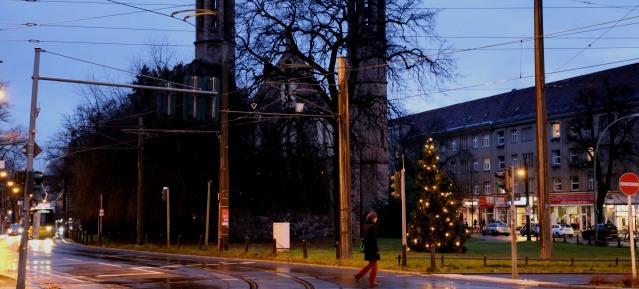Weihnachten 2014 in Alt-Pankow