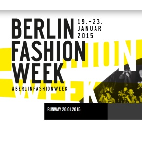 Fashion Week Berlin 2015