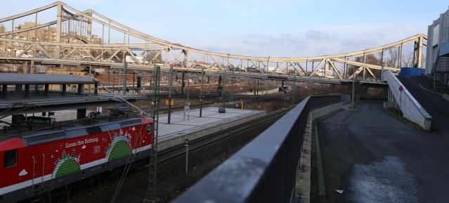Olympiabahnhof Gesundbrunnen