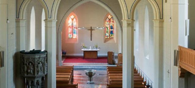 """Alten Pfarrkirche """" Zu den vier Evangelisten"""""""