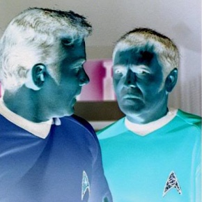 """Scotty, Synergy!"""