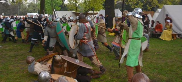 8. Wikinger- und Mittelalterspektakel