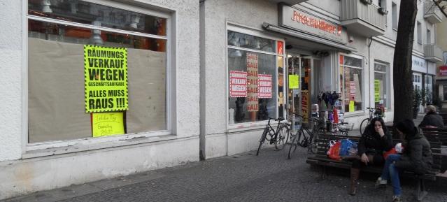 Jugendmode Berlin - alles muss raus!