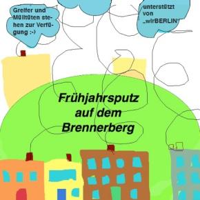 Aktion Frühjahrsputz Brennerberg