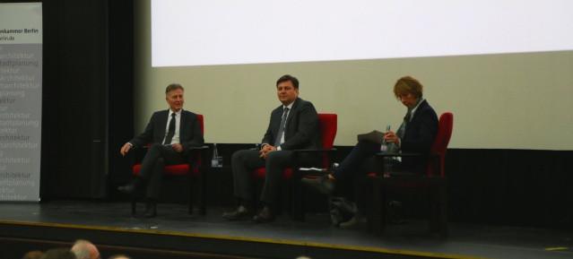 Urania: Stadt im Gespräch - Berlin im Wandel