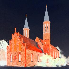 Alte Pfarrkirche in Pankow