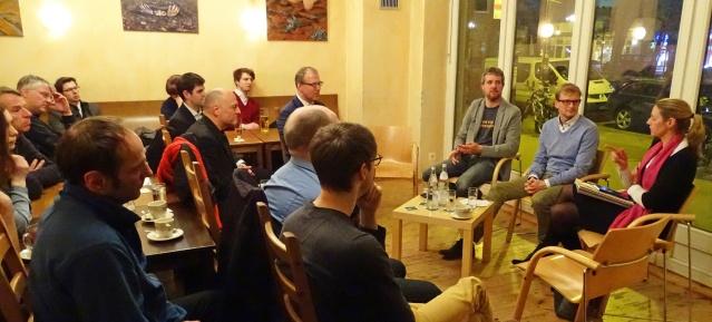 Berliner Pubtalk am 26.2.2015