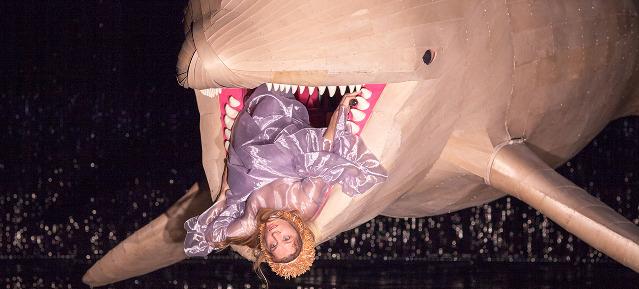 Von einem der auszog ... © LSD, Leonore Blievernicht, Volksbühne Berlin