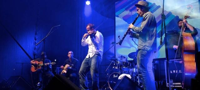 Django Lassi - Gipsy Swing live!